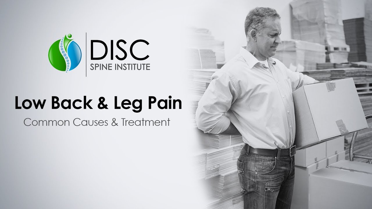 Low Back and Leg Pain