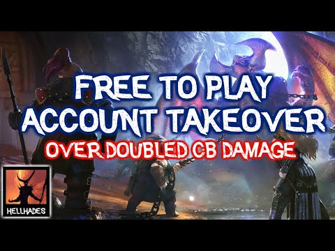 RAID: Shadow Legends | ACCOUNT TAKEOVER | FREE TO PLAY | INCREASED CLAN BOSS DAMAGE BY OVER 200%!!!!