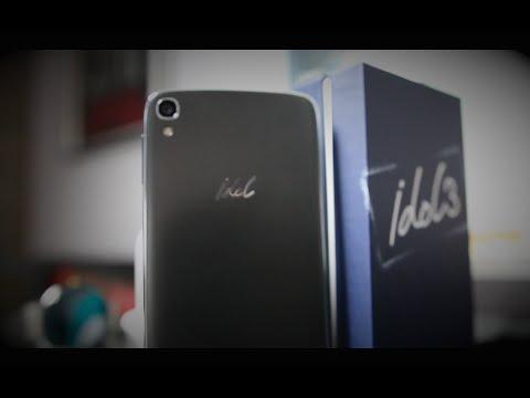 Alcatel Idol 3 مراجعة جهاز