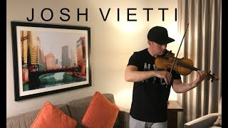 "Josh Vietti plays his violin to Drake's song ""Hold On, We're Going Home"" - Follow @JOSHVIETTI on IG"