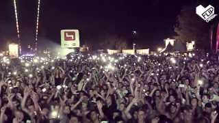 Flip Capella Live at Donauinsel Festival 2013 (MC Lipm & AMP Radio Energy Stage)