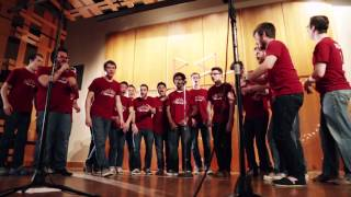 Eye of the Tiger - Survivor - Broad Street Line A Cappella
