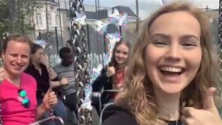 Weekvlog 2: Kinder-DJ Blijwin & Lotte Lollig naar Phantasialand