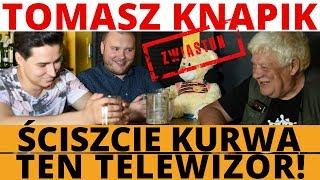 ŚCISZCIE KURWA TEN TELEWIZOR! - TOMASZ KNAPIK w Telewizji PUBlicznej  - zwiastun