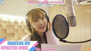 [INDOSUB]  [혼술남녀 OST Part 3] OH MY GIRL - Hello Love MV || [Lirik Indonesia] (ROM-HAN-INDO)