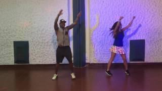 """Perro fiel """"Shakira FT nicky jam """"zumba coreografía"""