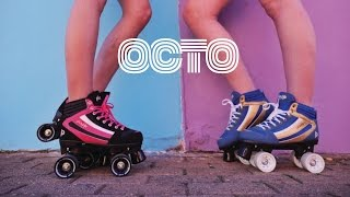 PLAYLIFE Groove Roller Skates - OCTO ROLLER SKATING