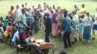 Guela Ohangla dancers