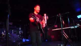 "David Cook in Cambridge ""Fade Into Me/Time of My Life"""