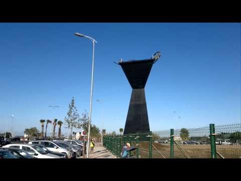Morocco Mall – Ecrans LED Publicitaires (27-11-11)