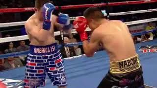 Rod Slaka Wears Trunks Like The Wall As He Fights Mexico's Francisco Vargas