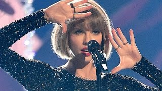 Taylor Swift Apertura en los Grammys 2016 con 'Out of the Woods'