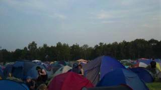 Graspop Metal Meeting 2010 --camping--