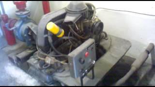 FUSCA VW MOTOR ESTACIONÁRIO INDUSTRIAL 1300
