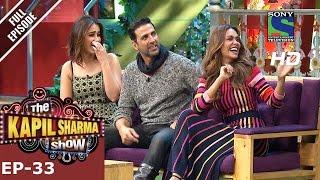 The Kapil Sharma Show - दी कपिल शर्मा शो-Ep-33–Rustom in Kapil's Mohalla– 13th Aug 2016 width=