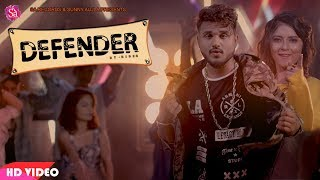 New Punjabi Hits 2018 - Defender - Rider Ft Aakanksha Sareen - New Punjabi Songs 2018 - Sa Records