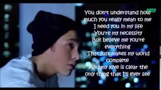 Austin Mahone  -  All I Ever Need Lyric Video