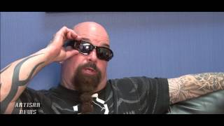 SLAYER KERRY KING SHARES TRUE THOUGHTS ON GHOST (BC)
