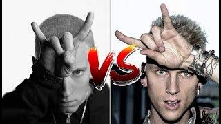 Dlaczego Eminem ma Beef z Machine Gun Kelly