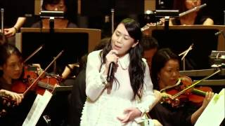 Rondo of the House of Sunflowers - (Joe Hisaishi - Studio Ghibli 25 Years Concert). Vocal: Mai