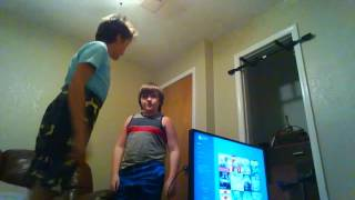 TWO CRINGEY KIDS DANCING TO ''CASIN THAT ASS'' Original Footage