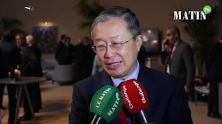 FIAD 2019 : Déclaration de SEM Li Li, ambassaeur de la République populaire de Chine au Maroc