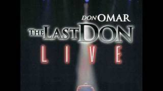 17.Don Omar - The Last Don (Live) Dile