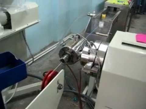 Kurultay Makina ( 60'lık Ekstruderli kablo İzolasyon Hattı)