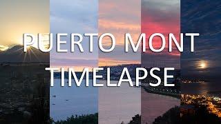 Puerto Montt Timelapse Video | 4K UHD