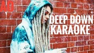 Zhavia -  Deep Down KARAOKE HD