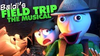 Baldi's Field Trip: The Musical Animated (Random Encounters) - Baldi's Basics Song