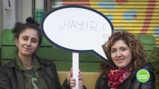 Demokrasi İçin Birlik - #HayırBizVarız - Kampanya Müziği