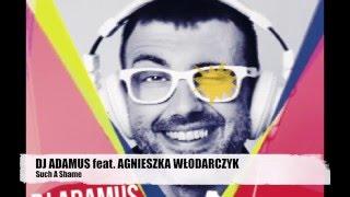 DJ ADAMUS feat. AGNIESZKA WŁODARCZYK - Such a Shame