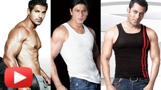John Abraham Takes A Dig At Shahrukh Khan, Salman Khan Over Underwears!