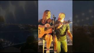 Bebe y Sergi Morales CONCERT LIVE THE ROOF Ella (duo cover)