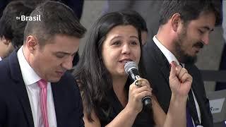 Coletiva à imprensa do presidente Jair Bolsonaro