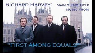 "Richard Harvey: music from ""First Among Equals"" (1986)"
