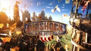 Speedart - #22 - Bioshock Infinite Background