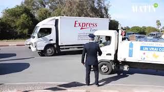 #Coronavirus : Rabat, ville au ralenti