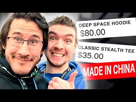 CLOAK: The Markiplier & JackSepticEye Merch Scam