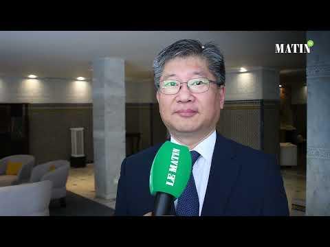 Video : Young Tae Kim, SG du Forum international du transport, revient sur les enjeux de la présidence marocaine du forum