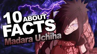"10 Facts About Madara Uchiha You Should Know!!! w/ ShinoBeenTrill ""Naruto Shippuden"""