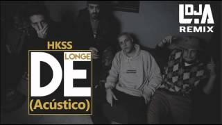 Haikaiss  -De Longe Acústico Remix  - Prod DJ L.A