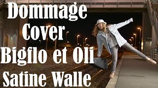 Cover / Dommage - Bigflo et Oli // Satine Walle