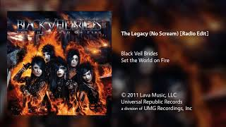 Black Veil Brides - The Legacy (No Scream) [Radio Edit]