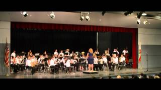 ST Concert Band: A Shaker Trilogy arr. Anne McGinty