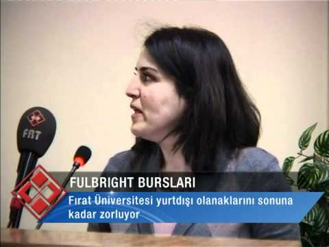 FULBRİGHT BURSU