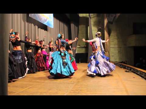 Dances of the World Festival Ignites a Flame of Cultural Enlightenment