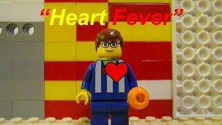 """Mega Bloks Spongebob: All about Steve Episode 6 """"Heart Fever"""""""