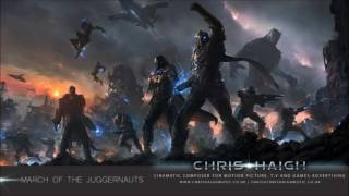March Of The Juggernauts - Chris Haigh | Huge Cinematic Hybrid Action Orchestral Trailer Music |